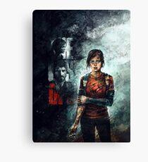 Elie - The Last of Us Canvas Print