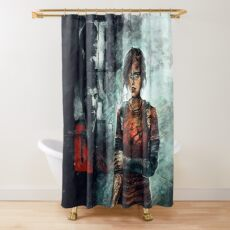 Ellie - The Last of Us Shower Curtain
