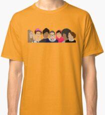 Feminist Girl Gang- Squad Goals (with Gloria) Classic T-Shirt