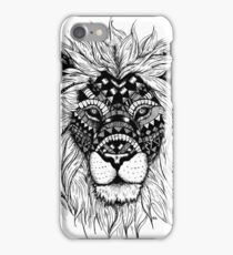 Lion (patterned) iPhone Case/Skin
