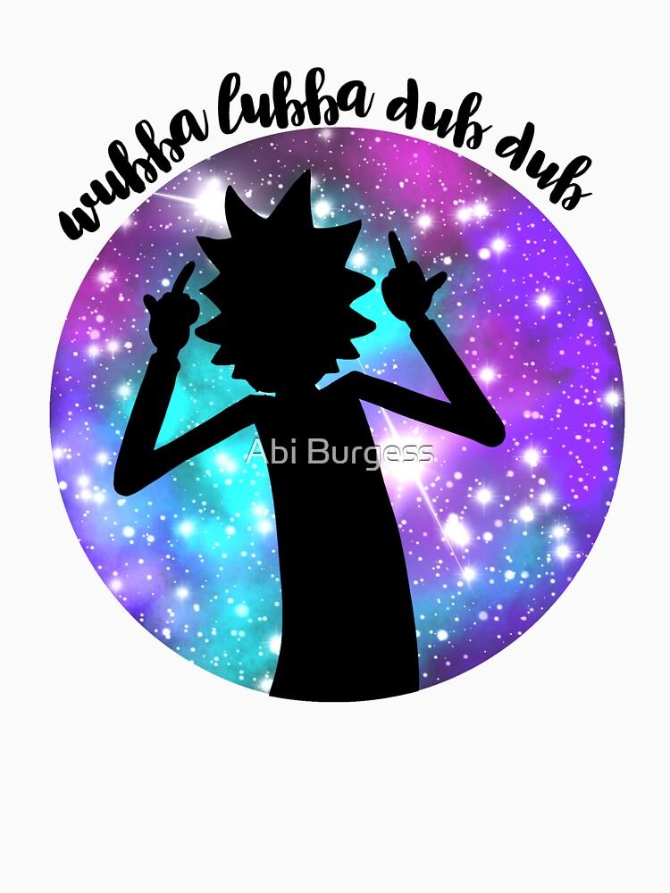 Wubba Lubba Dub Dub! by abimb