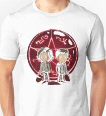 dual hood Unisex T-Shirt