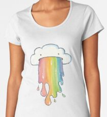 Cloud Vomit Women's Premium T-Shirt