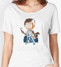 hey ass Women's Relaxed Fit T-Shirt