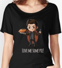 love me some it Women's Relaxed Fit T-Shirt