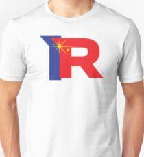 IR Infrared Creative Hat logo T-Shirt