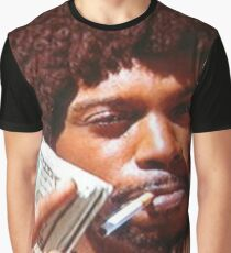 Leonard Washington Grafik T-Shirt