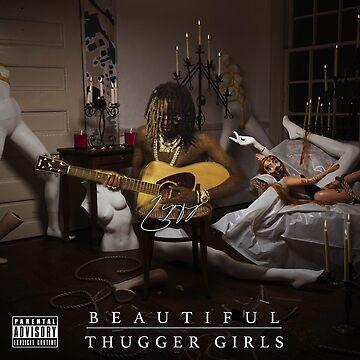Beautiful Thugger Girls Young Thug by thebiglezowski