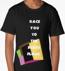 Monsters, Inc.- Race you to the Scare Floor Long T-Shirt