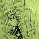 Mr Cellophane by Luckyvegetable