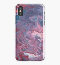 Acrylic Pouring iPhone Case/Skin