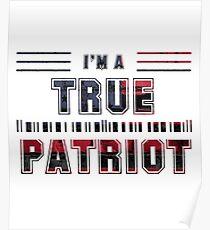 True Patriot  Poster