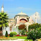 Hagia Sophia by michelle123