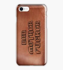 Bad Mother Fucker iPhone Case/Skin