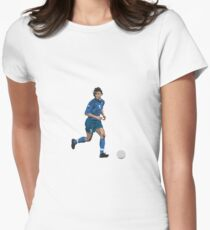 Paolo Maldini Womens Fitted T-Shirt