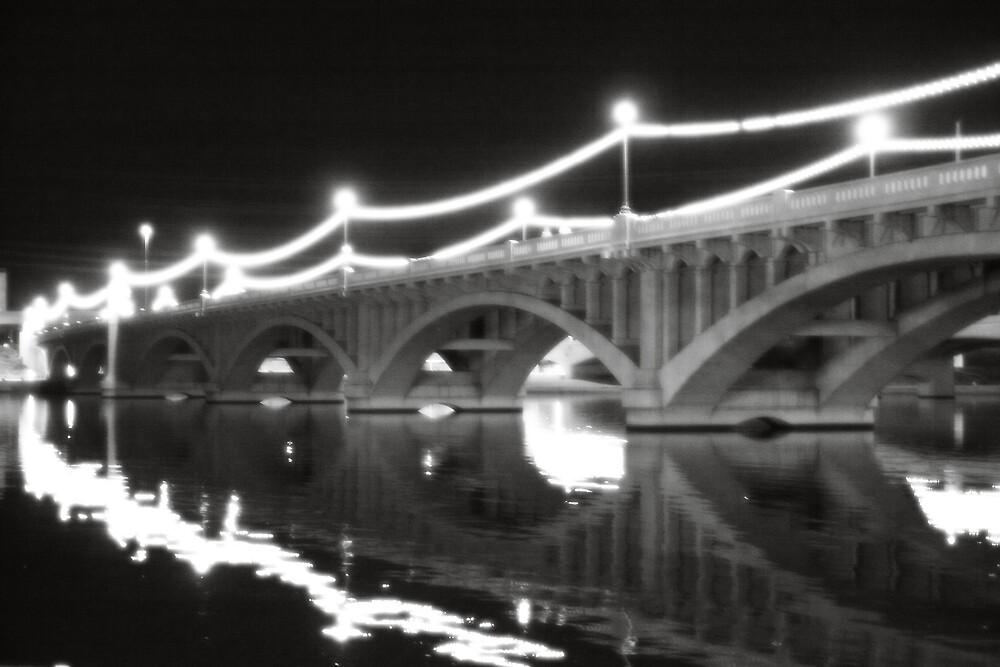 Tempe Bridge by Janina