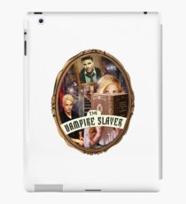 Buffy against the vampires iPad Case/Skin