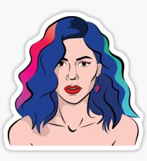 Marina & the Diamonds Froot Sticker Sticker