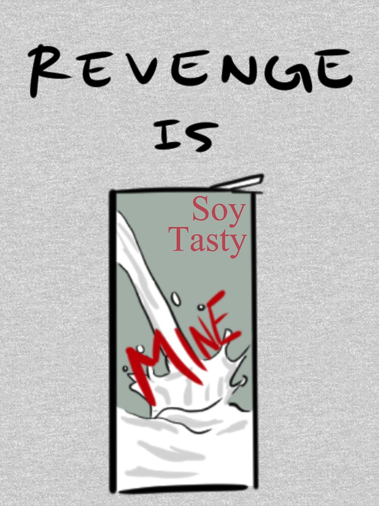 Revenge Is Mine by sammyger