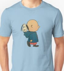 The Peanuts - Charlie Brown and Snoopy T-Shirt