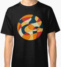 Mmmm Arty | Colour Palette Circle Classic T-Shirt