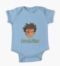 Brock Star One Piece - Short Sleeve