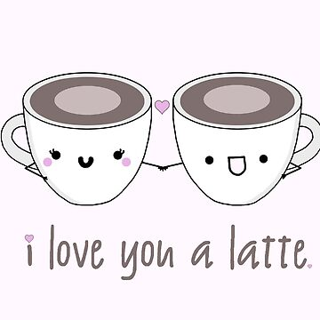 Lattes in Love by staceyroman