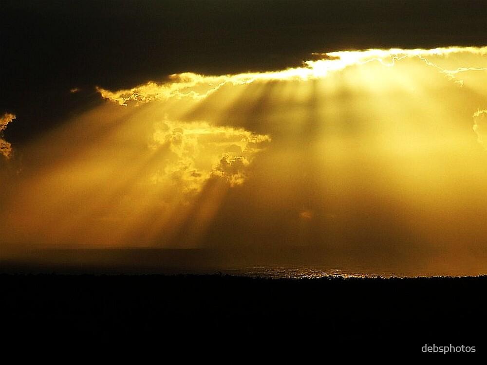 Light Spray.... by debsphotos