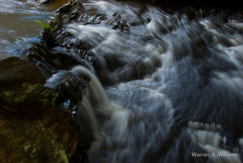 Running Water by Warren. A. Williams