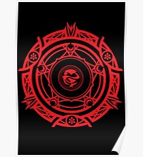 Gremory House Symbol Poster