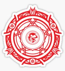 Gremory House Symbol Sticker