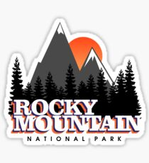 Rocky Mountain Sticker