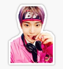 """Tastes Like A Cherry Bomb"", Doyoung Sticker Sticker"