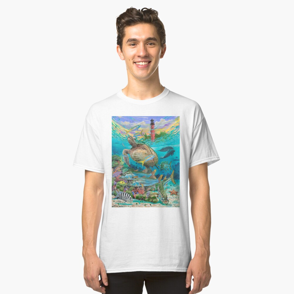 Jupiter Haven Classic T-Shirt