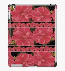 Acres of Pink Camellias iPad Case/Skin