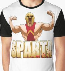 Sparta! Graphic T-Shirt