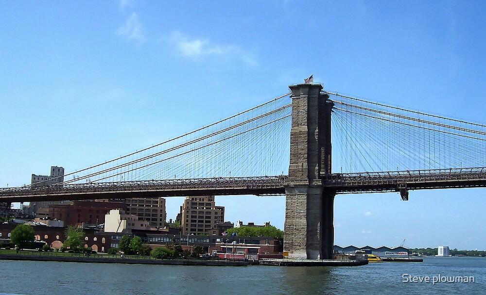 Bridge by Steve plowman