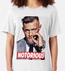 conor mcgregor Slim Fit T-Shirt