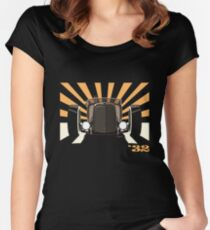 salt lake '32 Women's Fitted Scoop T-Shirt