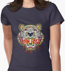 kenzo  Womens Fitted T-Shirt