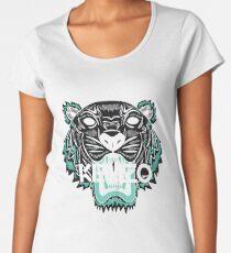 kenzo paris - white Women's Premium T-Shirt