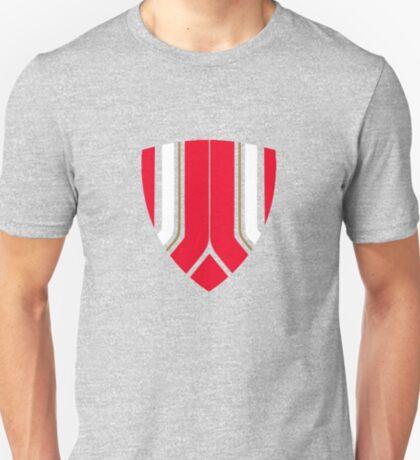 Gunner Shield Club Colours T-Shirt