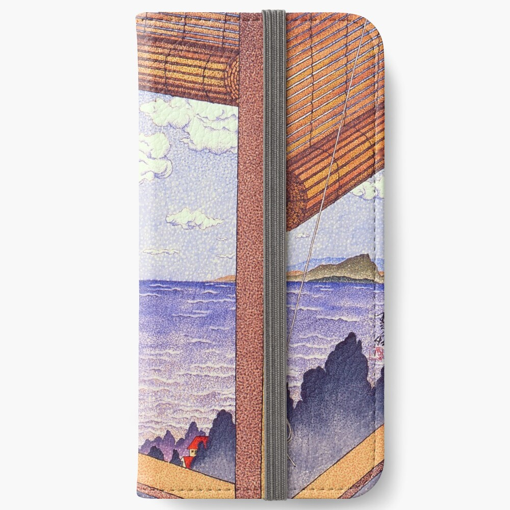 Gazing iPhone Wallet