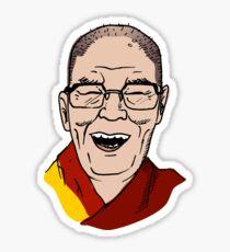 Dalai Lama Sticker