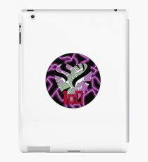 Mob Psycho Piece iPad Case/Skin