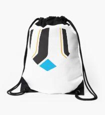 Newcastle Shield Club Colours Drawstring Bag