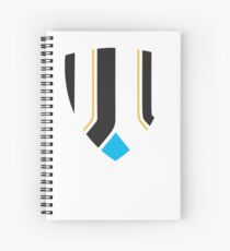 Newcastle Shield Club Colours Spiral Notebook