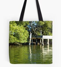 Fighting Back Tote Bag