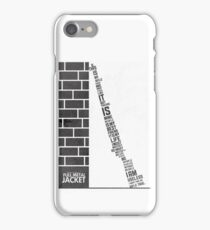 Full metal Jacket poster iPhone Case/Skin