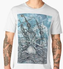 Sea Monster Men's Premium T-Shirt